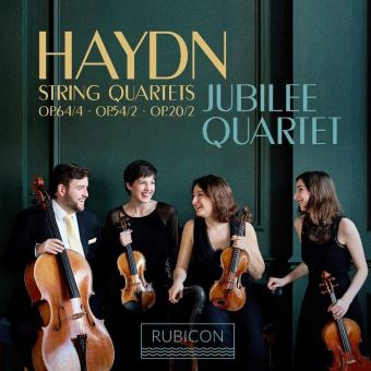 HAYDN:STRING QUARTETS