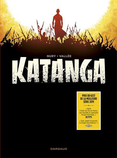 Katanga - Coffret