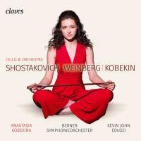 Œuvres pour violoncelle et orchestre