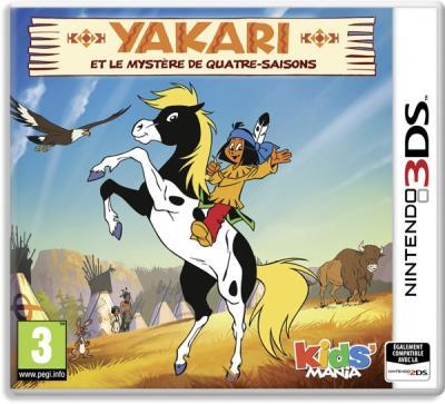 Yakari - Le Mystere Des Quatre Saisons 3DS