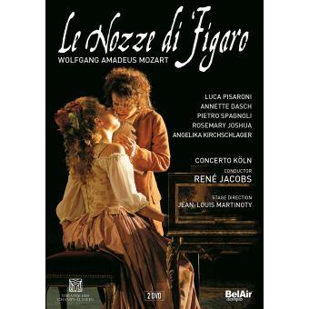 Les Noces de Figaro DVD