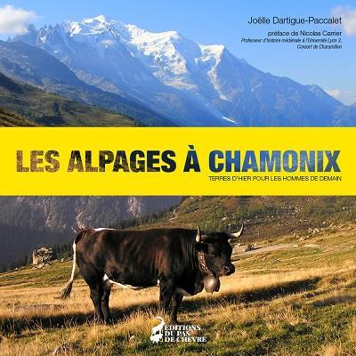 Les alpages à Chamonix