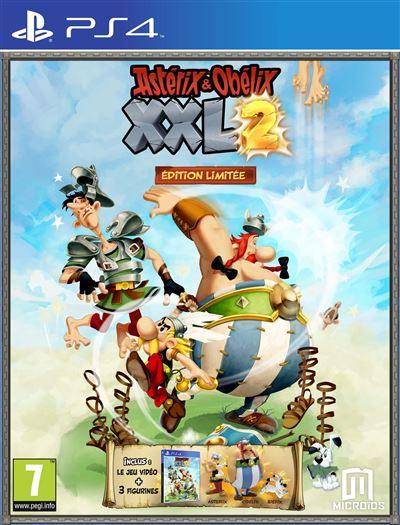 Astérix et Obélix XXL2 Edition Limitée PS4