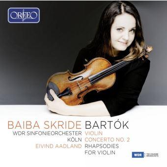 Concerto pour violon numéro 2 Rhapsodies