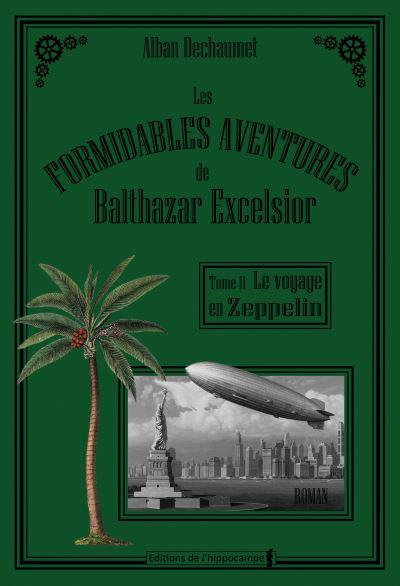 Le voyage en Zeppelin