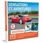SMAR Coffret cadeau Smartbox Sensations et aventures