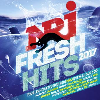 Nrj fresh hits 2017/3 cd