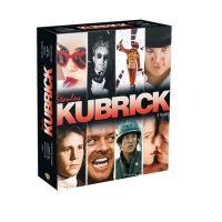 Coffret Kubrick 8 Films DVD