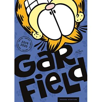 Serviette De Plage Garfield.Garfield Agenda 2019 2020
