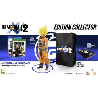Dragon Ball Xenoverse 2 Edition Collector PS4