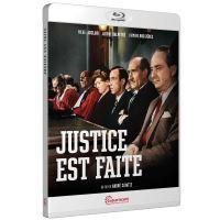 Justice est faite Blu-ray