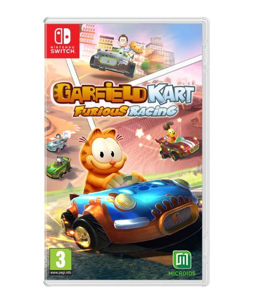 Garfield Kart: Furious Racing Nintendo Switch