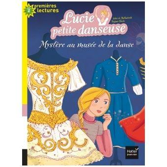 Lucie petite danseuseMystère au musée de la danse