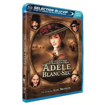 Les aventures extraordinaires d'Adèle Blanc-Sec Blu-ray