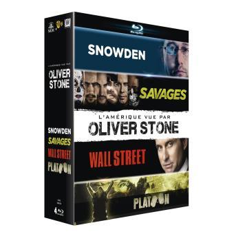 Coffret Stone Blu-ray