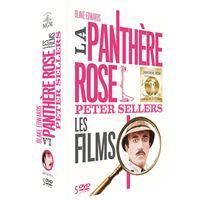 La Panthère rose Coffret Édition limitée 50ème anniversaire DVD