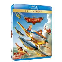 Planes Fire and rescue Blu-ray
