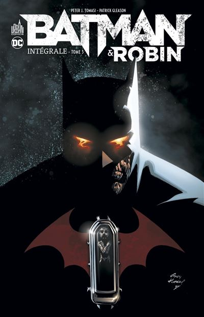 BATMAN & ROBIN intégrale tome