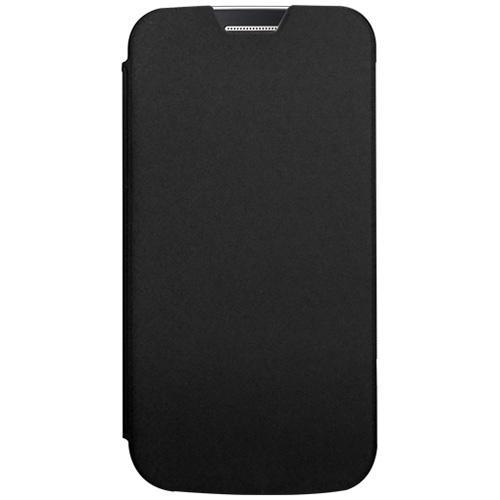 Etui Coque BigBen Blueway pour Samsung Galaxy Core Plus (g3500), Noir