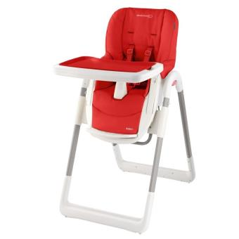 Chaise Haute Evolutive Kaleo Bebe Confort Intense Rouge