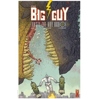 Big Guy & Rusty le garçon robot