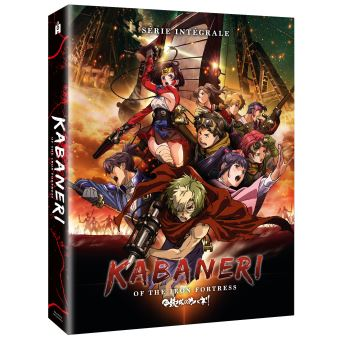 Kabaneri of the Iron FortressKABANERI OF THE IRON FORT-FR-BLURAY