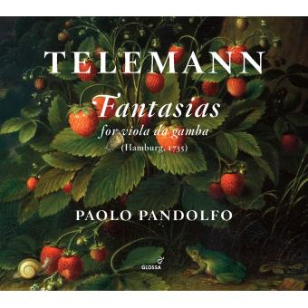 Georg Philipp Telemann, Paolo Pandolfo