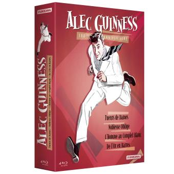 Alec Guinness Coffret Blu-Ray