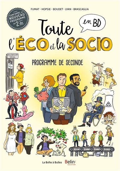 Sciences économiques et sociales en classe de seconde