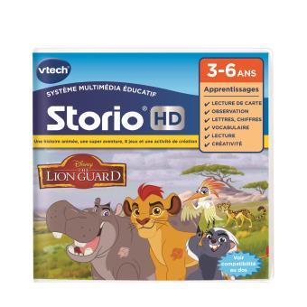 VTECH JEU HD STORIO LE ROI LION