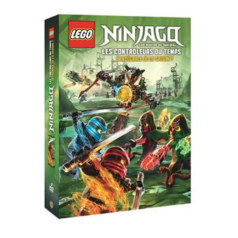 Lego ninjago lego ninjago saison 7 dvd zone 2 jillian - Ninjago saison 7 ...