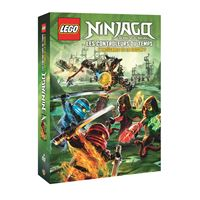 Lego Ninjago, Les maîtres du Spinjitzu Saison 7 DVD
