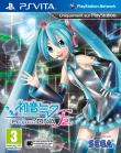 Hatsune Miku Project DIVA F 2nd PS Vita - PS Vita