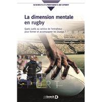 La dimension mentale du rugby