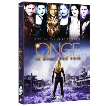 Once Upon a TimeCoffret Once Upon a Time Saison 2 DVD