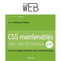 CSS maintenables avec Sass-Compass outils et bonnes pratiques pour l'intégrateur Web