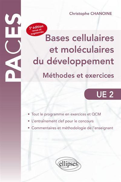 Exercices sur les bases cellulaires et moléculaires du développement