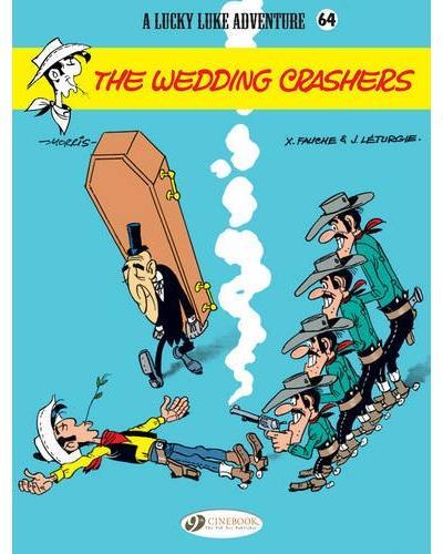 Lucky luke - tome 64 The wedding crashers
