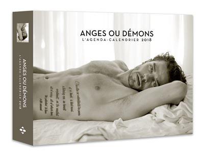 L´agenda-calendrier 2018 Anges ou démons - Hugo Image