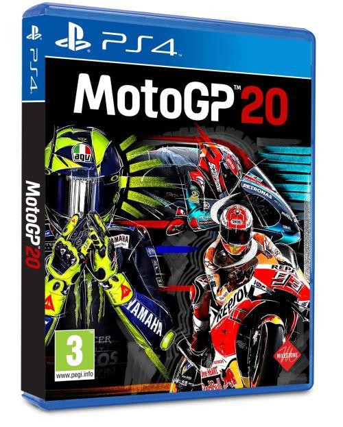 Moto GP 2020 PS4