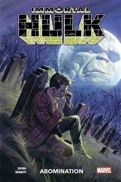 Immortal Hulk T04: Abomination