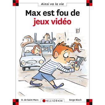 Max et LiliMax est fou de jeux-vidéo