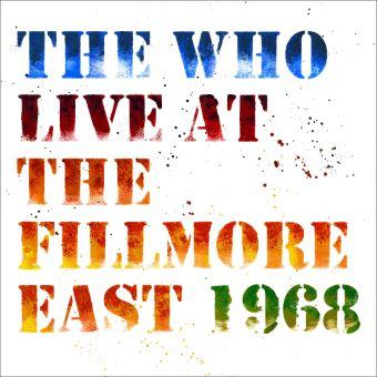 Live at The Fillmore East : Saturday April 6 1968 Digipack