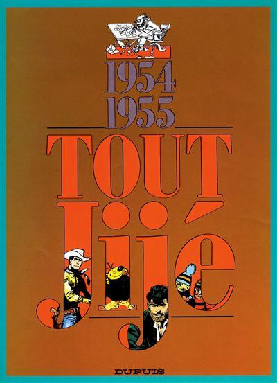 Tout Jijé - 1954-1955