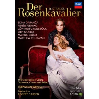 DER ROSENKAVALIER/BLURAY