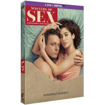 Masters of SexL'intégrale de la Saison 2 - Coffret, 3 DVD