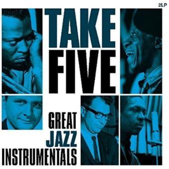 TAKE FIVE-GREAT/2LP