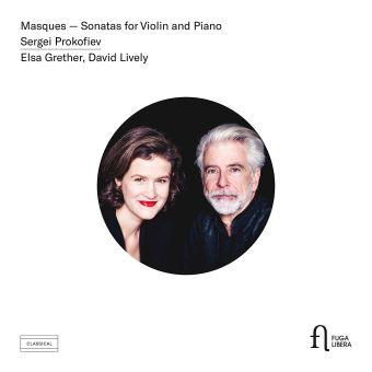 Masques Sonates pour violon et piano