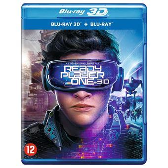Ready player one-BIL-BLURAY 3D