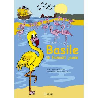 Basile, le flamant jaune